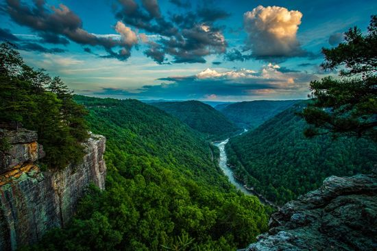 West Virginia's New River Gorge