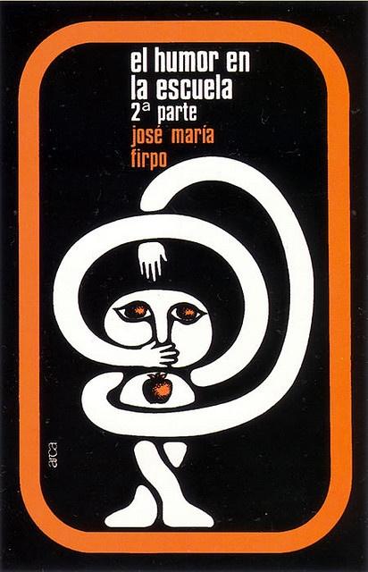 book cover design by carlos palleiro (uruguay), 1974
