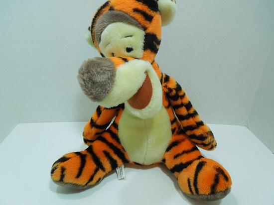 Tigger Stuffed Animal. vintage