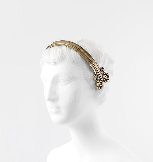 Headdress  Paul Poiret (French, Paris 1879–1944 Paris)  Date: ca. 1910