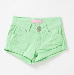 Mint... Shorts