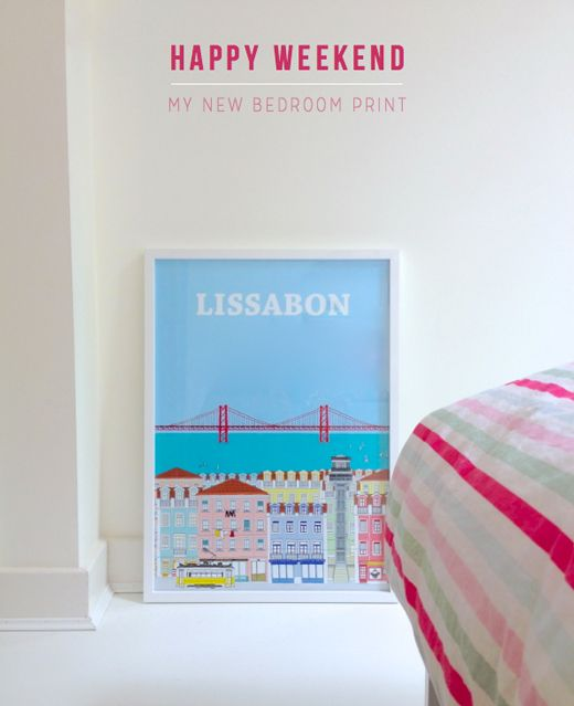 New Bedroom Print