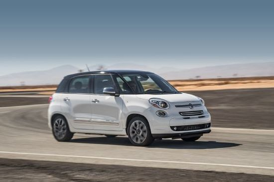 2014 Motor Trend Car of the Year Contender: Fiat 500L - Motor Trend WOT