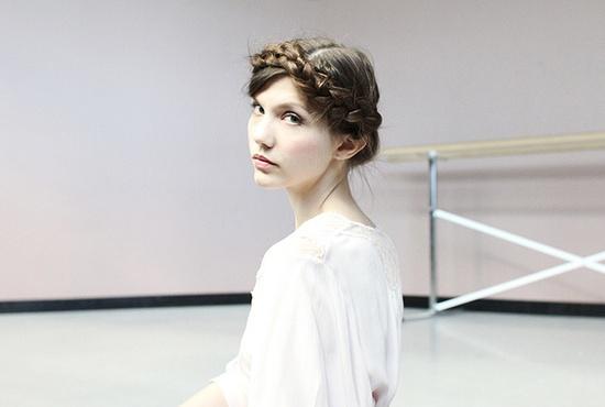 Photo by Anja Verdugo, hair by Megan Hart