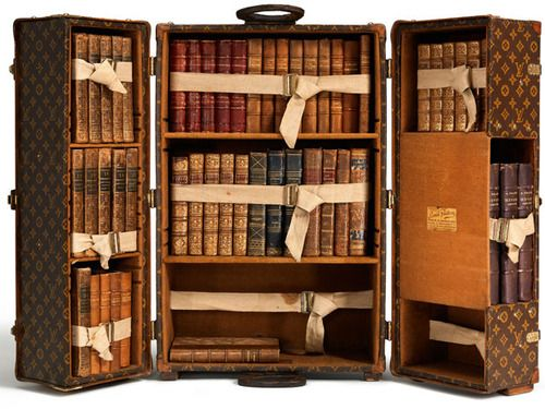 Bookcase/steamer trunk - Boing Boing