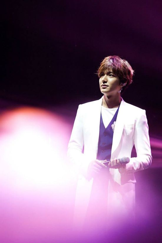 """Lee Min Ho's """"My Everything"""" concert photos"""