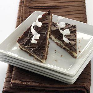 Chocolate Mint Treasures Recipe