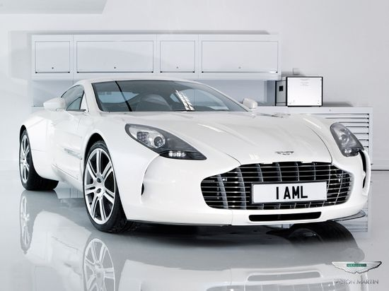 Aston Martin One 77 via carhoots.com
