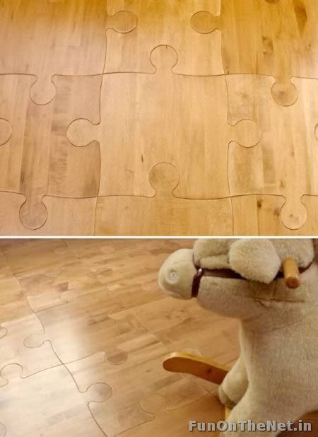 Puzzle Floor!