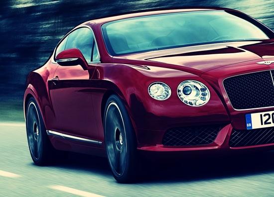 #Continental -  Bentley