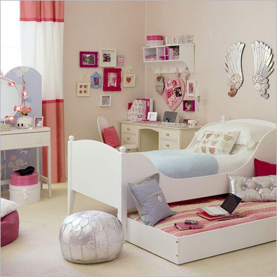 Bedroom , Tween Girl Bedroom Decorating Idea : Bedroom Decorating Ideas For Girls