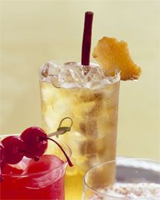 NEED ALCOHOL FREE drinks for those who abstain.  For younger guests and those who prefer nonalcoholic beverages, serve any one of these delicious drinks for a refreshing alternative.