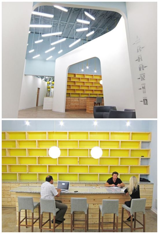 FS2 Startup Office Hub by Fabric Urban Design Office