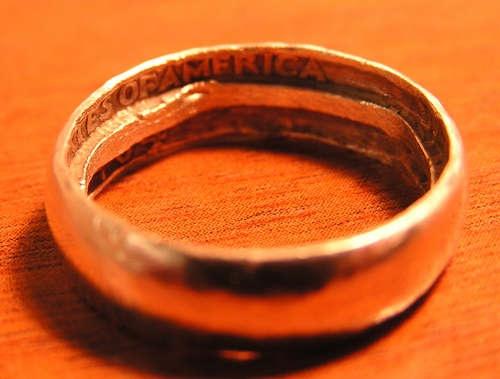quarter ring tutorial