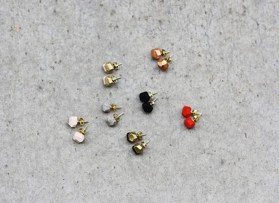 new earrings from AMM Jewelry/ AMM blog
