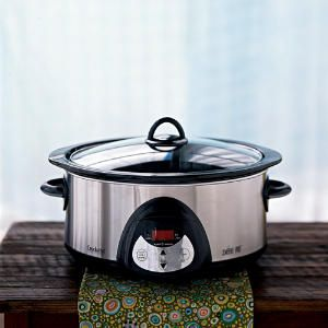 slow cooker recipes from Cooking Light