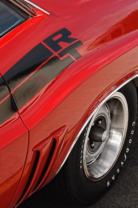 1970 Dodge Challenger R/T - By Gordon Dean II