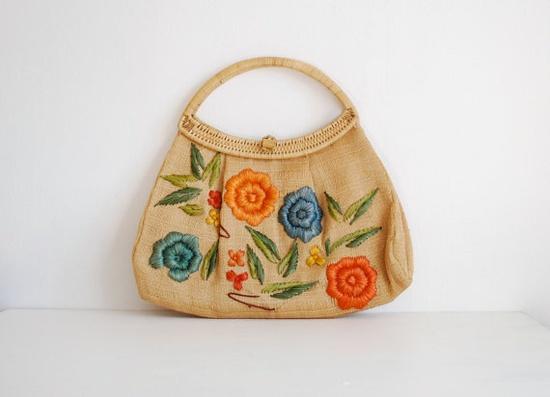cute vintage purse