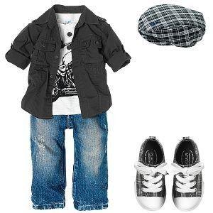 camo baby boy clothes
