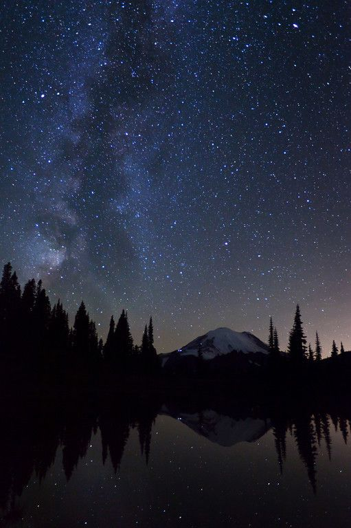 Mount Rainier, Washington, Landscape
