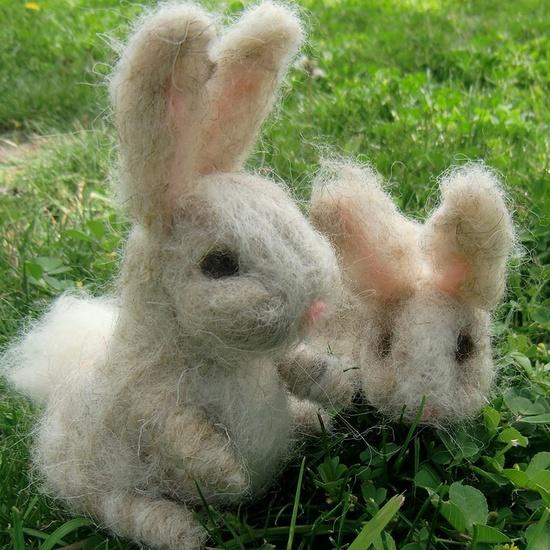 bunnies by @Nushkie Design