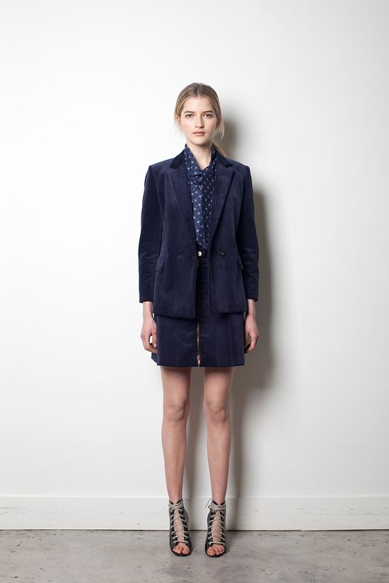 Band of Outsiders pre-fall 2012