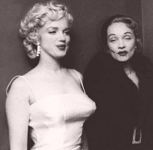 Marilyn and Marlene