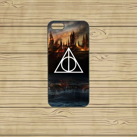 iphone 5S case,iphone 5C case,iphone 5S cases,iphone 5C cover,cute iphone 5S case,cool iphone 5S case,iphone 5C case,Harry Potter,in plastic by Missyoucase, $14.95
