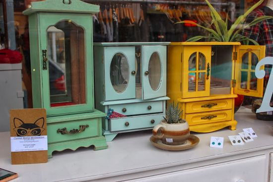 #upcycle home decor cuteness colors