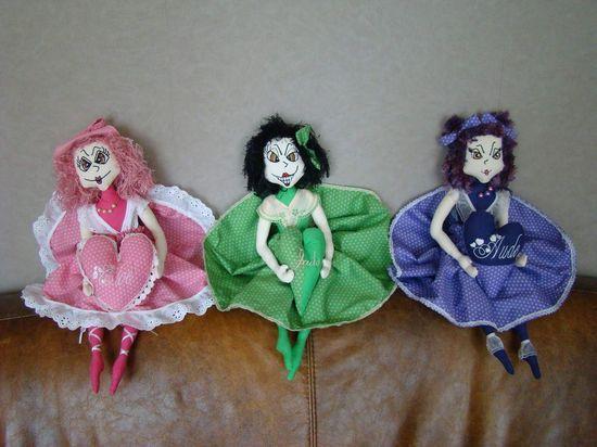 les 3 sœurs