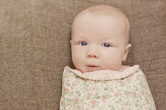 Tips for photographing older newborns.