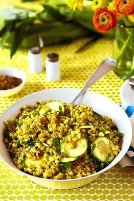 #Curried Corn Salad by Sara Dickerman, WSJ #Corn #Salad #WSJ #Sara_Dickerman