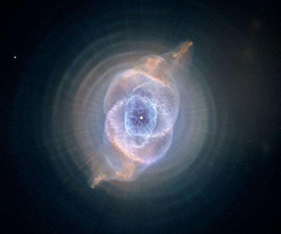 The Cats's eye nebula!