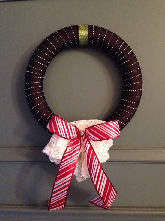 Do it yourself wreath!