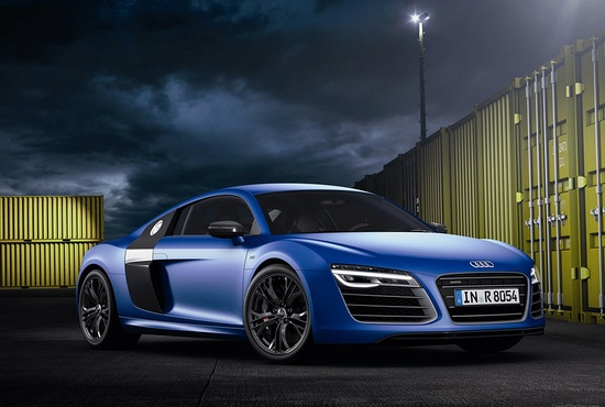 2013 Audi R8 V10  In a different color!
