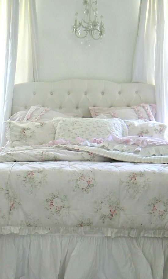 Shabby Chic Decor ? bedroom