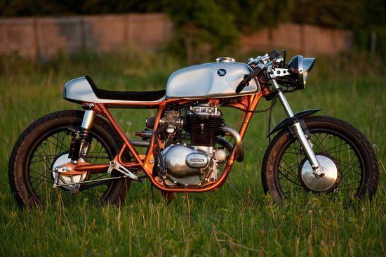 HondaCL360