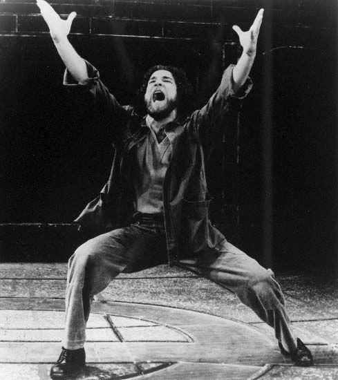 Mandy Patinkin in Evita    1980