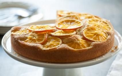MANDARIN CAKE // This citrus cake will delight your holiday guests! #holiday #dessert #recipe