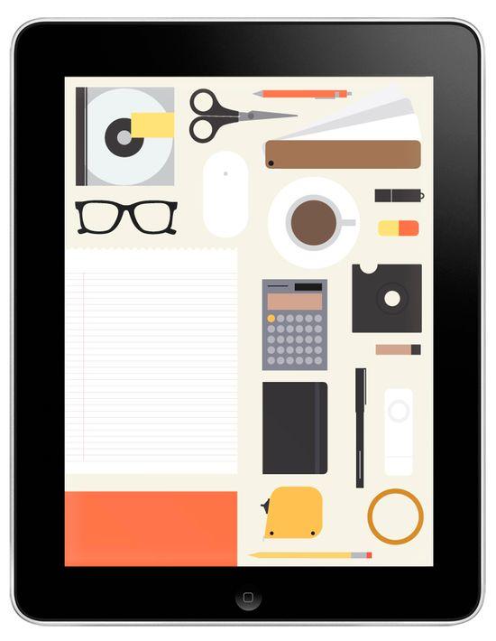 Poolga iPad Wallpaper - Hey Studio