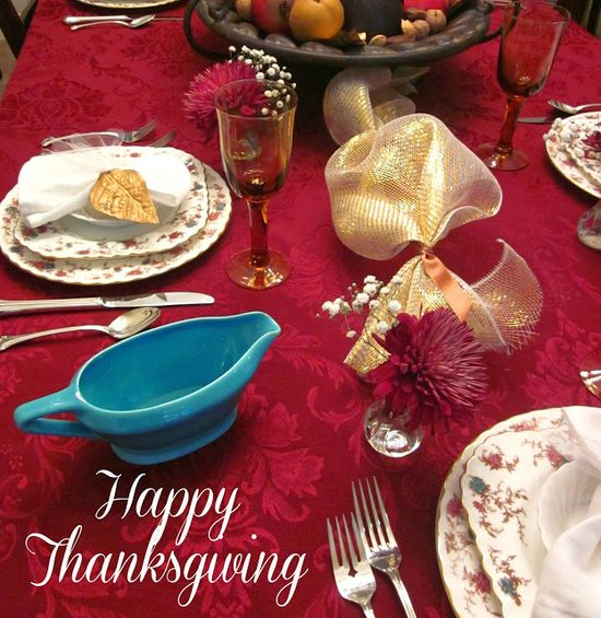 Thanksgiving Blessings & a Mashed Potato Cooking Tip