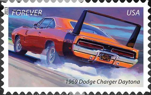 Postal Service Stamps Celebrate American Muscle #luxury sports cars #customized cars #celebritys sport cars #ferrari vs lamborghini #sport cars