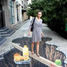 Wonderful 3D Street Art