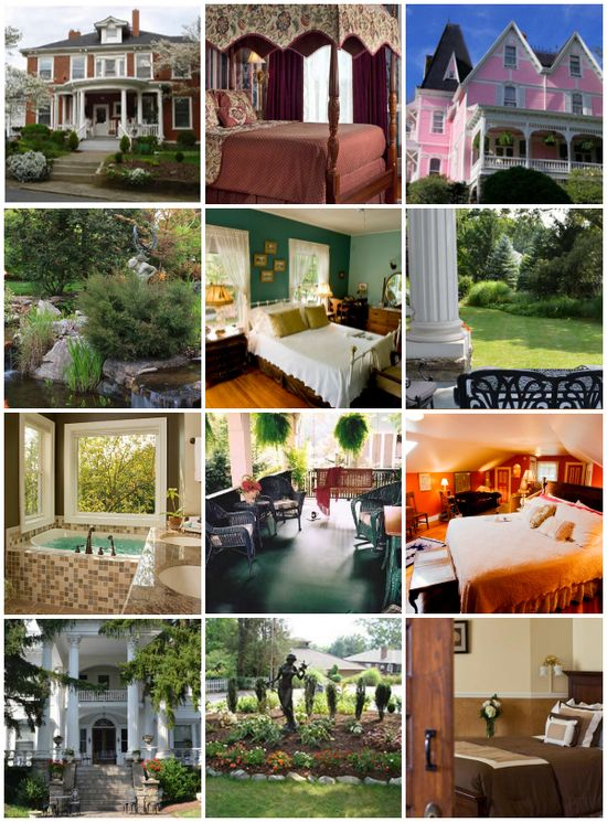 Asheville Bed and Breakfasts #asheville #travel #visitasheville