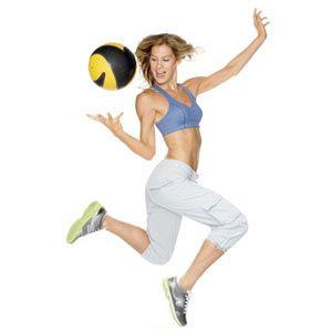 15-Minute Medicine Ball Workout