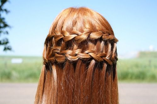 Oh how I love braids!