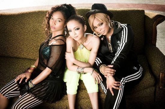 TLC Waterfalls collab with Namie