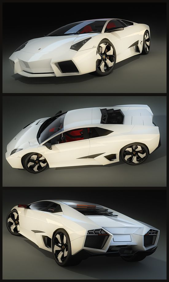 Speechless! Beautiful White Lamborghini Reventon - click on the pic to & sign up to our awesome community to win $250