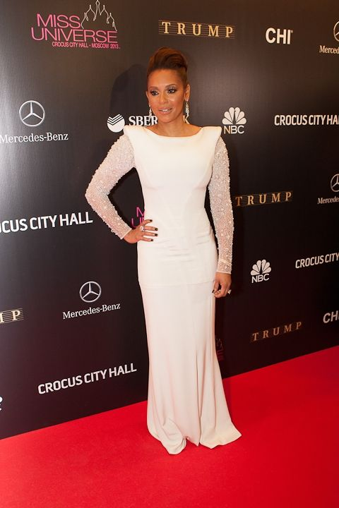 Miss Universe 2013 Red Carpet