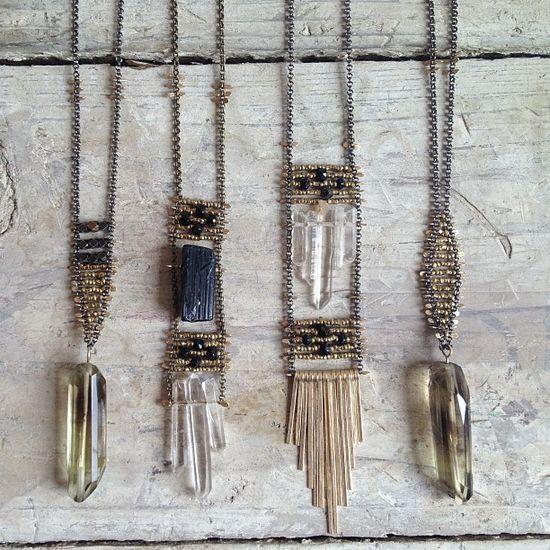 festival necklaces